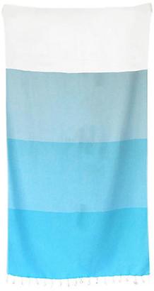 Turkish T Janie Towel - Turquoise