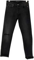 Samsoe & Samsoe Anthracite Cotton Jeans for Women