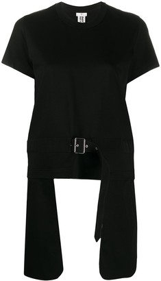 Comme des Garcons harness pocket T-shirt