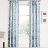 JCPenney Lichtenberg Tessa Medallion Rod-Pocket Curtain Panel