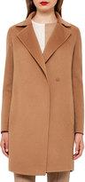 Akris Jaspar Cashmere Coat, Camel