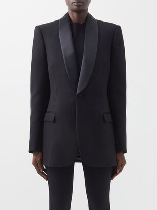 Wardrobe NYC Release 05 Single-breasted Merino-wool Jacket - Black