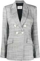 Schumacher Dorothee Structured Ambition double breasted blazer