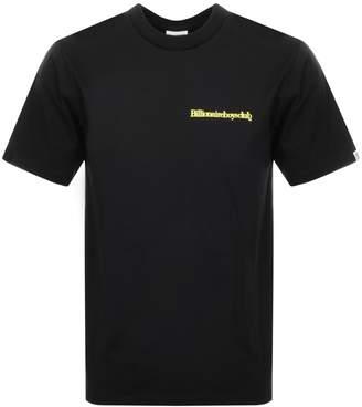 Billionaire Boys Club Logo T Shirt Black