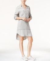 Velvet Heart Cynthia Popover Shirtdress