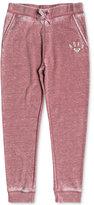 Roxy Fleece Jogger Sweatpants, Big Girls (7-16)