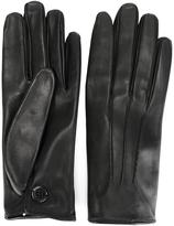 Thom Browne leather gloves