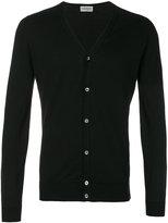 John Smedley V-neck cardigan - men - Cotton - L