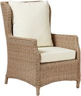 OKA Chillon Armchair - Off-White