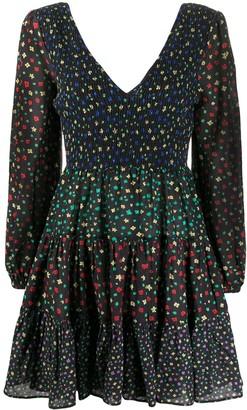Rixo Sasha long-sleeve dress