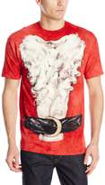 The Mountain Men's Santa Suit Costume Adult T-Shirt