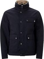 John Lewis Hillside Borg Jacket, Navy