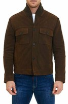 Robert Graham Men's Capizzi Lambsuede Jacket