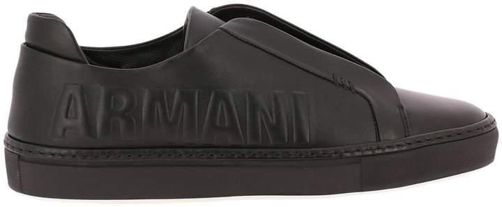 Giorgio Armani Sneakers Shoes Men