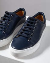 Campbell Leather Trainers