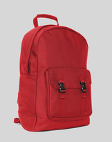 C6 Pocket Backpack Ballistic Nylon Red