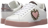 Dolce & Gabbana CK0150-AH245-8I059 Women's Lace up casual Shoes