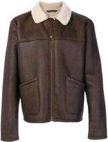 Universal Works sheepskin jacket