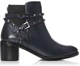 Moda In Pelle Milli Navy Leather