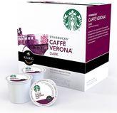 Keurig k-cup ® portion pack starbucks caffe verona dark roast coffee - 16-pk.