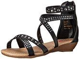 Josmo 8111 Girls multistrap sandals (Little Kid/Big Kid)