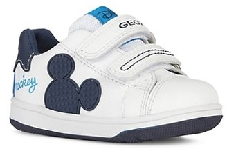 Geox Baby & Little Boy's Disney x New Flick Mickey Mouse Sneakers