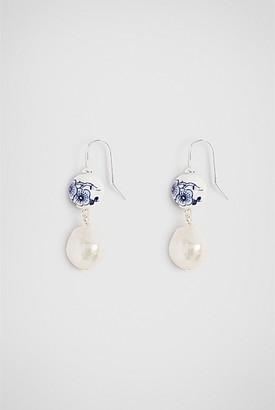 Witchery Azure Drop Earrings