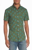 Bonobos Men's Riviera Fern Print Woven Shirt