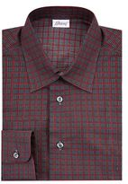 Brioni Houndstooth Check Shirt