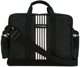 DSQUARED2 contrast stripes holdall - men - Nylon - One Size
