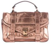 Proenza Schouler PS1 Leather Satchel