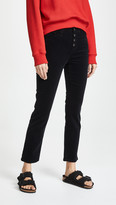 AG Jeans The Isabelle Button Up Jeans