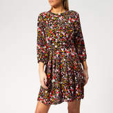 Whistles Women's Floral Meadow Print Dress