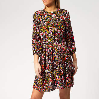 Whistles Women's Floral Meadow Print Dress