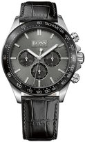 HUGO BOSS Mens Men's Chronograph Analog Dress Quartz Watch (Imported) 1513177