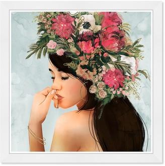 Wynwood Studio Florals For Her Framed Art