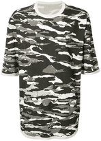 MHI camouflage T-shirt - men - Cotton - M