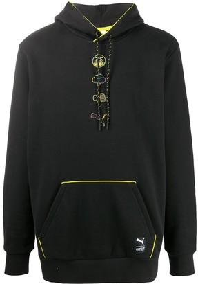 Puma x Emoji hooded sweatshirt