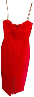 Nicholas Red Dress for Women