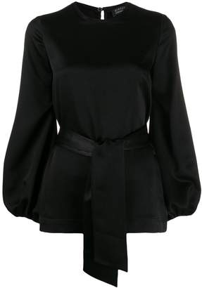 Gianluca Capannolo belted blouse