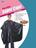 Dream Salon Ware Vinyl Super King Cape - Teal (Pack of 2)