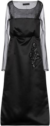 Alessandro Dell'Acqua 3/4 length dresses