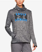 Under Armour Storm Armour Fleece Funnel-Neck Logo Top