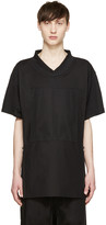 D.gnak By Kang.d Black Panel T-shirt