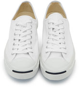 Reiss Reiss Jack Purcell Canvas - Jack Purcell Sneakers In White