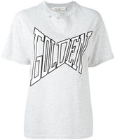 Golden Goose Deluxe Brand logo print T-shirt - women - Cotton/Nylon - XS