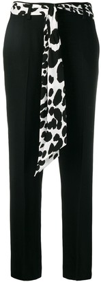 Class Roberto Cavalli Slim Fit Trousers