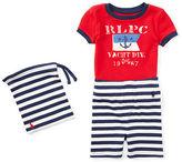 Ralph Lauren Nautical Cotton Sleep Set