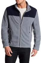 Tommy Hilfiger Zip Front Polar Fleece Jacket