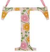 Pottery Barn Kids Printed Letter - T